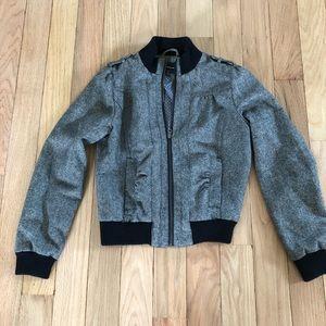Forever 21/ Heritage 1981 bomber jacket size M